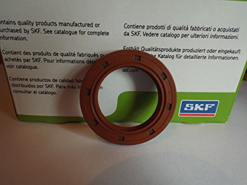 32x 47x 7mm SKF Viton R23/TC Doppel Lip Oil Seal Edelstahl Spring -