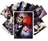 Anime Postkarten Set 24pcs TOKYO GHOUL Manga Anime Horror CA6067