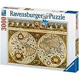 Ravensburger Puzzle 3,000 Pieces World Map 1665