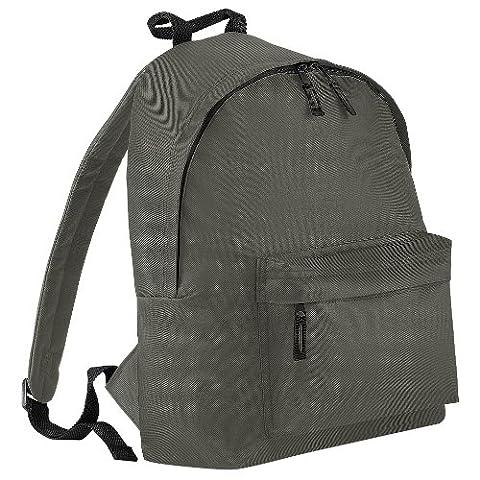 BagBase Original fashion backpack Olive Green