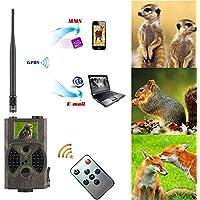 Zhengyao GSM MMS GPRS Chasse Trail Camera HC 300m Suntek avec 940nm Vision nocturne LED infrarouge Caméra extérieure pour la chasse sans fil Cam