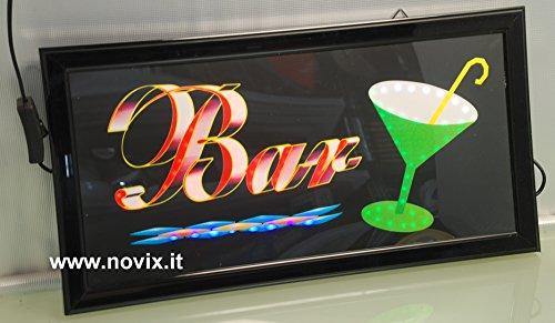 - Déco-bar (Leuchtreklame Bar)