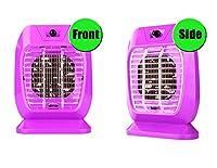 Kbt-Mw2B Mosquito Killer Lamp Creative Household Led Lamp Nightlight Decors (Purple)