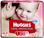 Keeping your baby's bottom dry is not good enough. For a healthier bottom, the skin has to be dry and fresh. That's why you need the new Huggies Total Protection diaper that is also clinically proven to help prevent diaper rash.