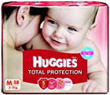 Huggies Total Protection Medium Size Dia...