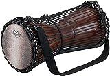 "Remo 832074 Td-0615-81 Talking Drum Tamani 15"" Skyndeep Ultratac Lizard Pelliccia Grafica con Tracolla"
