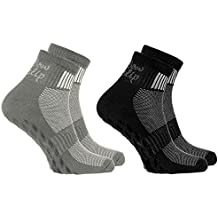 2,4 o 6 pares de calcetines Antideslizantes de Colores, ABS, Ideal para
