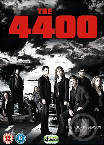 The 4400 - Season 4 [Import anglais]