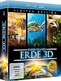 Unser Planet Erde 3D (10 Real-3D Dokumentationen in einer Gesamt-Edition) [Blu-ray]