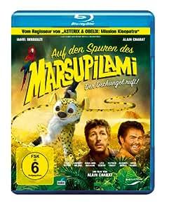 Auf den Spuren des Marsupilami [Blu-ray]