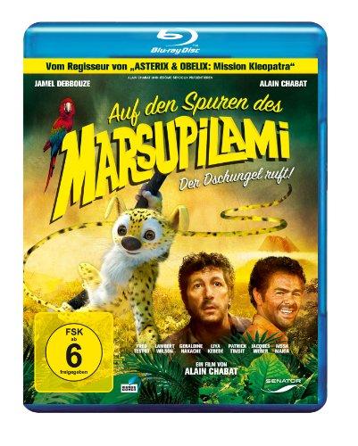 Bild von Auf den Spuren des Marsupilami [Blu-ray]