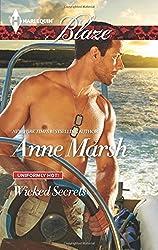 Wicked Secrets (Uniformly Hot!) by Anne Marsh (2015-03-17)