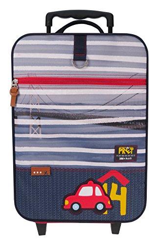 Prêt 428-7049 Trolley, 40 x 30 x 14 cm, indigo