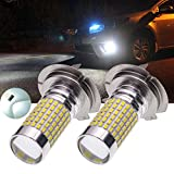 Tuincyn 1156BA15s 3014–144SMD super luminoso LED lampadine 7506114110951073Xenon bianco 1500lumen Automotive Exterior frecce Back up Reverse luci luci di coda (confezione da 2)