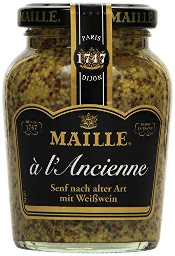 Maille Dijon-Senf Alte Art, 6er Pack (6 x 210 g) - Alter Art