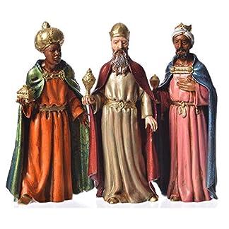 Holyart Reyes Magos para belén de 12 cm 3 Figuras