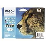 Inkjet-Patrone, Nr. T0715, 4-farbig DURABrite Ultra Ink (Multipack)