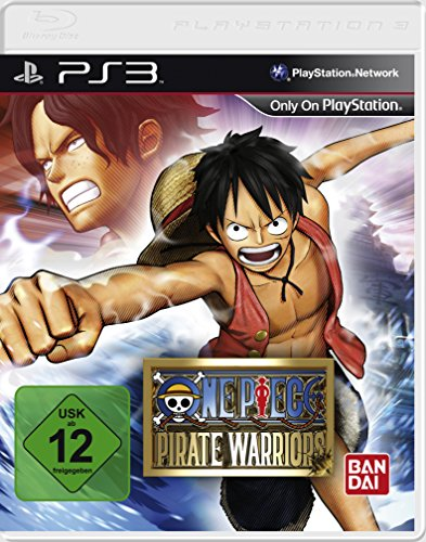 ak tronic One Piece - Pirate Warriors [Software Pyramide]