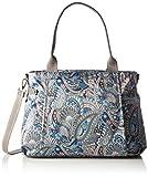 Oilily Damen Carry All Henkeltaschen, Blau (Legend Blue 550), 41x14x32 cm