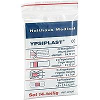 Pflasterset Ypsiplast 14 teilig 1 stk preisvergleich bei billige-tabletten.eu