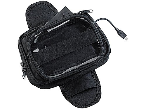 Navi-Tasche für den Motorrad-Tank,Motorradtour,Handy,Smartphone,Magnettasche,