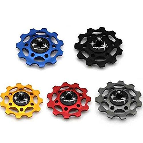 Bazaar 11 denti mtb mountain bike deragliatore posteriore in alluminio guida Aolly 11t ruota puleggia di rinvio in