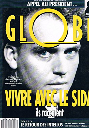 Globe N°46 avr 1990:Vivre avec le sida