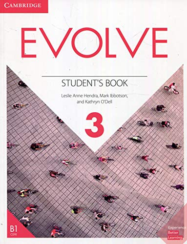 Evolve Level 3 Student's Book
