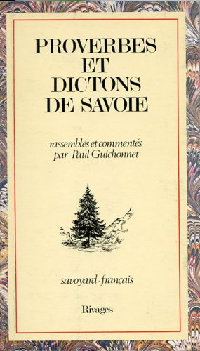 Proverbes et dictons de Savoie