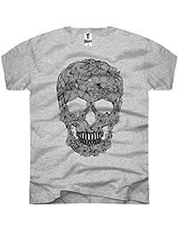 TEE-Shirt, Men T-Shirt Ghost-Skull