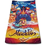 Sangeigt Essuie-Mains, Original Poster Soft Polyester Large Hand Towel- Multipurpose Bathroom Towels for Hand, Face, Gym and SPA