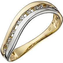 Goldring  Suchergebnis auf Amazon.de für: Damenring Goldring 333 Gold ...