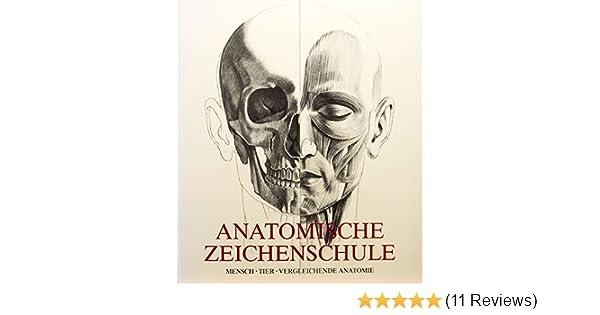 Anatomische Zeichenschule: Amazon.de: András Szunyoghy, György Fehér ...