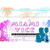 Miami Vice - The Complete Collection (Slimline Packaging) [DVD] [1984]