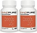 Vitamin B Komplex 240 Tabletten Multi-Sparpackung   1 Tablette täglich, leicht schluckbar   Von der Gesellschaft für vegane, vegetarische   Ernährung befürwortet