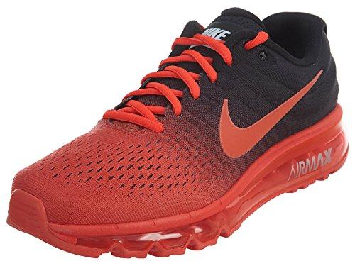 Nike , Chaussures de sport d'extérieur pour homme Noir/orange 40 EU Noir/orange