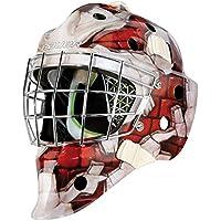 Bauer nme4portero Maske motivo Junior, Wall Red