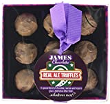 James Chocolates Real Ale Truffles 80 g