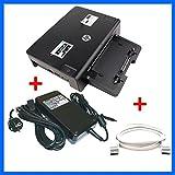 HP Docking HSTNN-I10X + HP 230W NT + Displayport für Elitebook 8440p 8460p 8540p