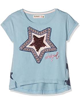 Desigual TS_nuevomexic, Camiseta Para Niñas
