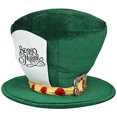 Cappello Cappellaio Matto The Hatter Hat - Beyond the Mirror di alice nel paese delle meraviglie cappello alice in wonderland ora del thè con alice e bianconiglio