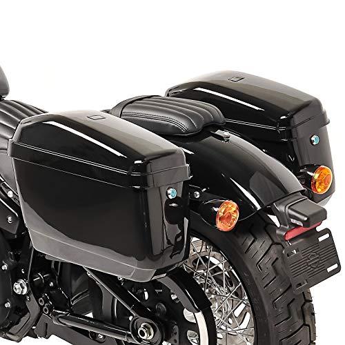 Borse Bisacce Laterali Highway III Moto Honda Yamaha Suzuki Kawasaki BMW Guzzi
