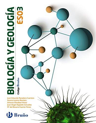 Código Bruño Biología y Geología 3 ESO - 9788469608838
