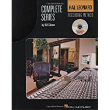Hal Leonard Recording Method Complete Series: Boxed Set Music Pro Guides by Bill Gibson (2008-06-01)