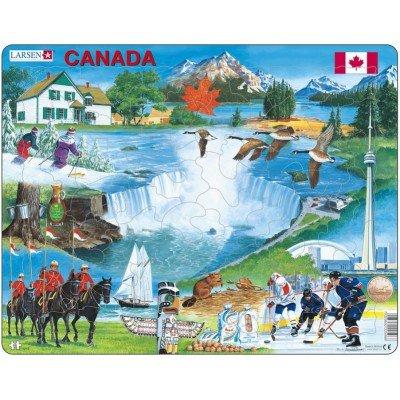 puzzle-66-pieces-puzzle-cadre-souvenirs-du-canada
