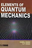 Elements Of Quantum Mechanics