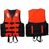 Ad Fresh Polyester Adult Life Jacket Universal Swimming Boating Ski Vest