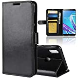 For Asus Zenfone Max Pro (M1) ZB601KL, Codream Cover Flip Cover With Cover (Black)