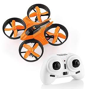 Furibee F36 Mini Drone 2.4G 4CH 6Axis Gyro Modalità Headless Telecomando RC Quadcopter Drone RTF per Bambini, Principianti