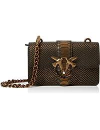 Amazon.it  pinko bag - Includi non disponibili  Scarpe e borse 91a721f61ac